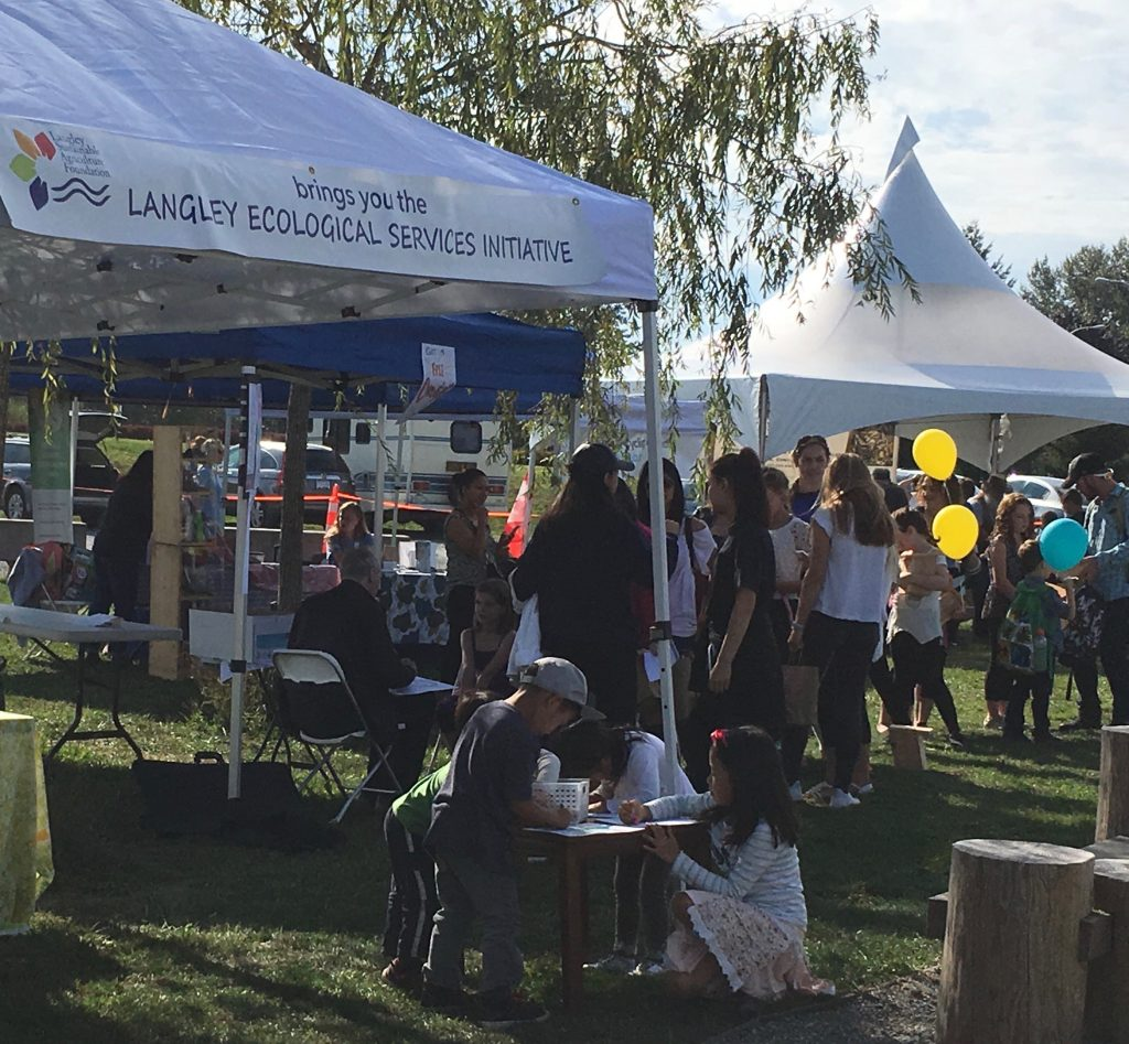 Visit us at B.C. Rivers Day, Langley